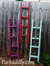 Ladders Available for $60 each