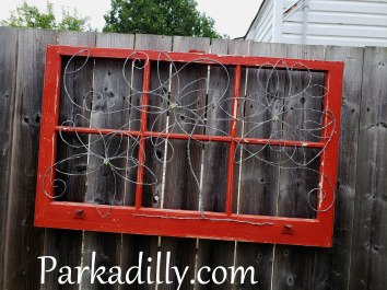 Parkadilly Whimsy tree in recycled window frame Available for $125 One of a kind, hand twisted and made with love! To purchase one of our original designs comment SOLD on the photo of the piece that has caught your eye and email Parkadilly@live.ca to complete your order. Local pick up available in Cobourg, Ontario Shipping available throughout Canada and the US - Pricing is based on the specific piece - its size weight and final destination. Parkadilly Artwork is protected under copyright law. Do not attempt to duplicate my original designs, edit the photos or remove the website watermark