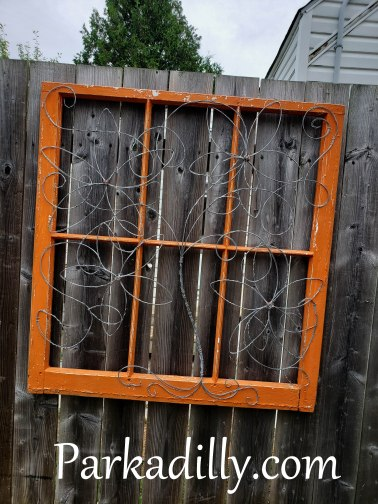 Parkadilly Whimsy tree in recycled window frame Available for $145 One of a kind, hand twisted and made with love! To purchase one of our original designs comment SOLD on the photo of the piece that has caught your eye and email Parkadilly@live.ca to complete your order. Local pick up available in Cobourg, Ontario Shipping available throughout Canada and the US - Pricing is based on the specific piece - its size weight and final destination. Parkadilly Artwork is protected under copyright law. Do not attempt to duplicate my original designs, edit the photos or remove the website watermark