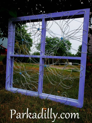 Parkadilly Garden Flowers Mirror Available for $125 One of a kind, hand twisted and made with love! To purchase one of our original designs comment SOLD on the photo of the piece that has caught your eye and email Parkadilly@live.ca to complete your order. Local pick up available in Cobourg, Ontario Shipping available throughout Canada and the US - Pricing is based on the specific piece - its size weight and final destination. Parkadilly Artwork is protected under copyright law. Do not attempt to duplicate my original designs, edit the photos or remove the website watermarkOne of a kind, hand twisted and made with love!