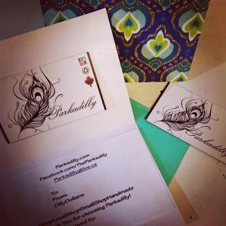 Do you know someone that has their heart set on one of our hand twisted designs but have no idea what size, colour or design?! No worries! We offer gift certificates! Available in any amount, pick up in Cobourg or I can mail it out! Email Parkadilly@live.ca to order ♡♡